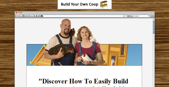 Building A Chicken Coop Guide - The Easy Way!